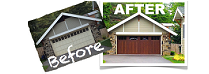Artisan and Clopay Garage Doors