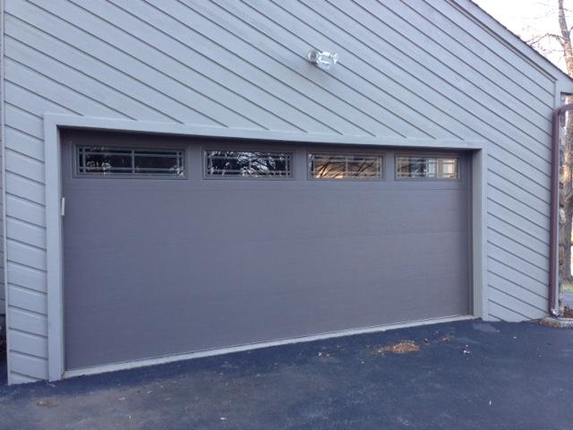 Clopay Avante Modern Steel Doors