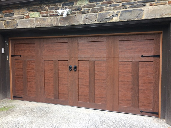 Suburban overhead doors inc 610 565 4140 for Clopay canyon ridge ultra grain price