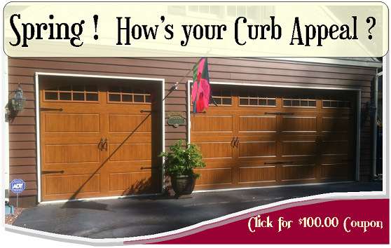 Spring Garage Door Sale
